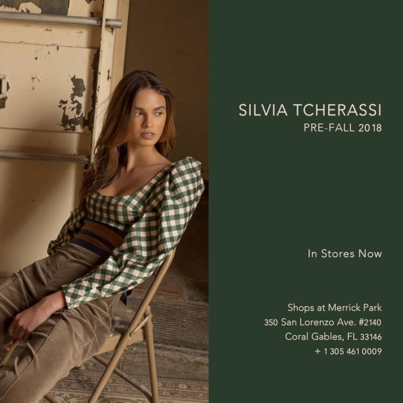 Pre Fall  2018 Collection from Silvia Tcherassi