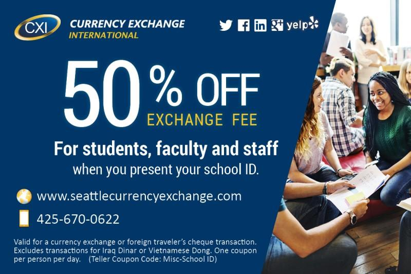 Students Save 50% Today!