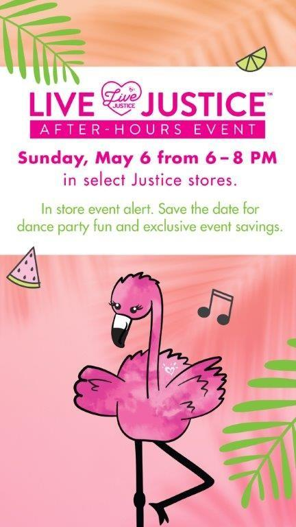 Live Justice Event from Justice
