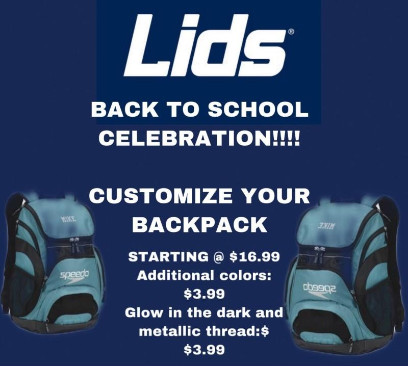 Back to School from Lids
