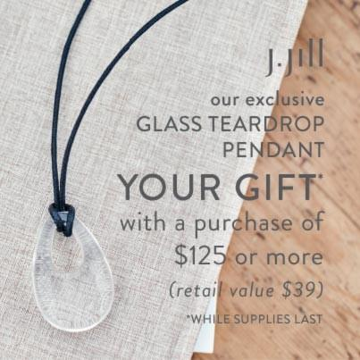 Your Gift with Purchase from J.Jill