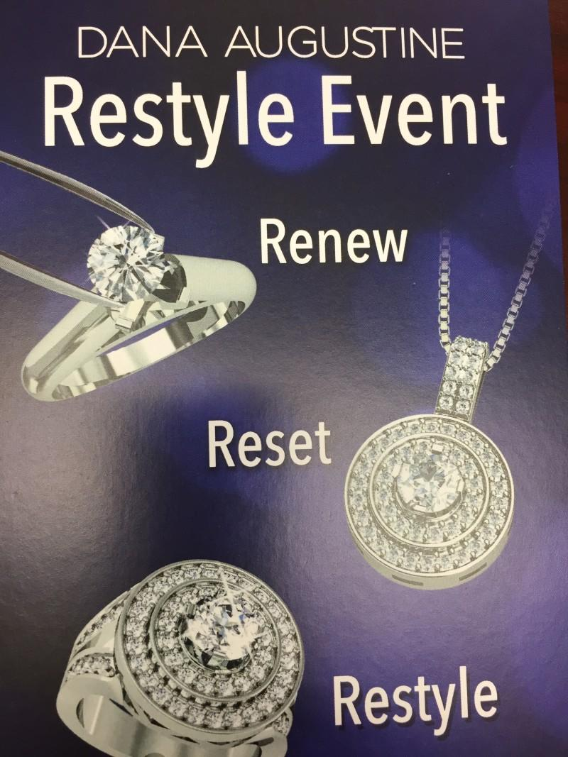 Dana Augustine Restyle Event - One Day Only! from Zales The Diamond Store