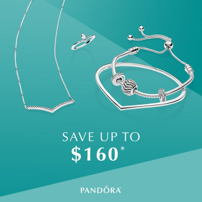 The Save More Event from PANDORA
