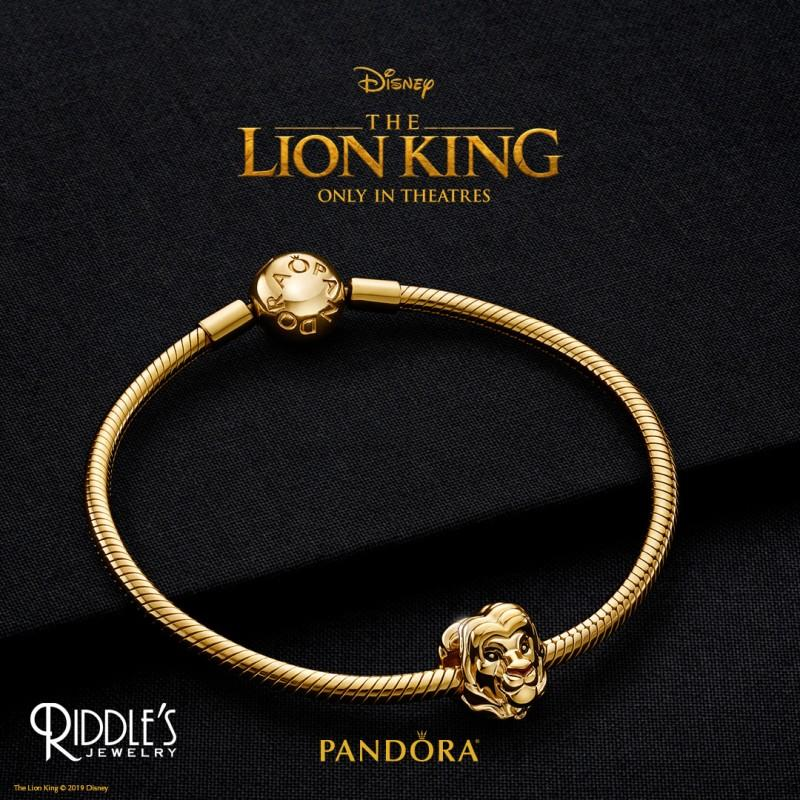 Shop Riddle's for Lion King Charms from Riddle's Jewelry