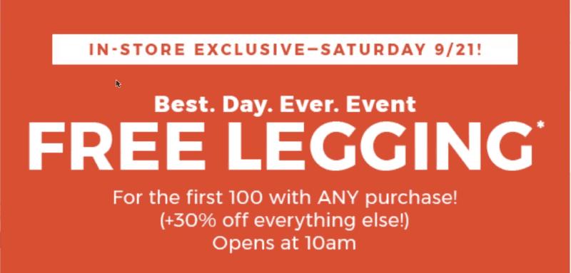 FREE Mid-Rise PureLux Leggings