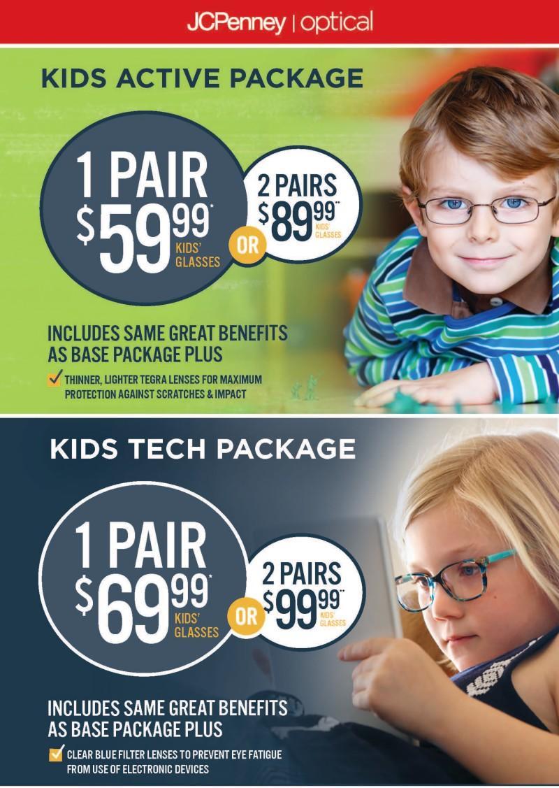 Back-2-School Eyeglass Sale