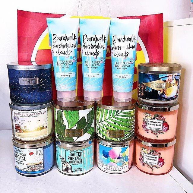 Bath & Body Works Semi-Annual Sale! from Bath & Body Works