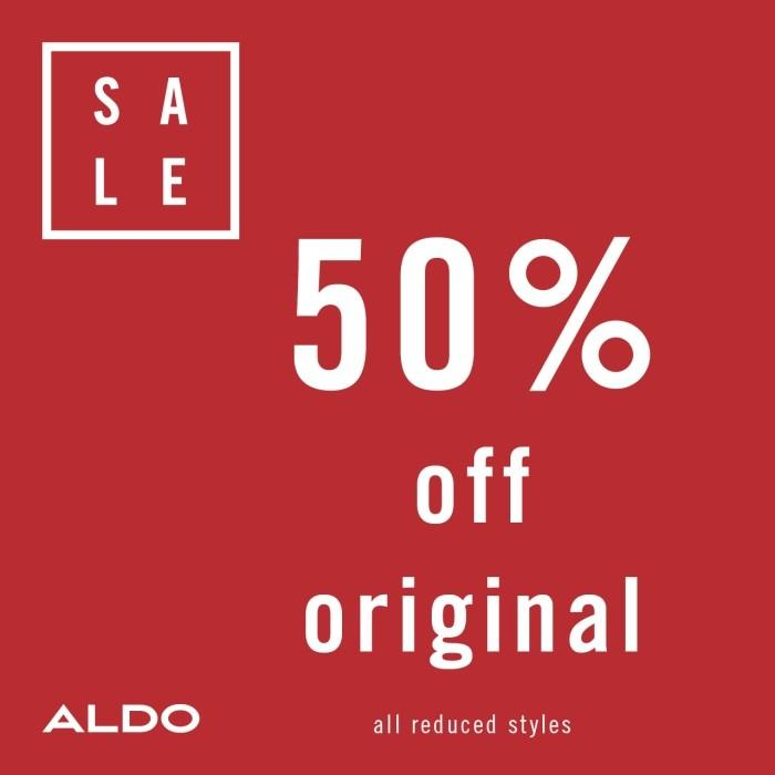 End of Season Sale! from ALDO