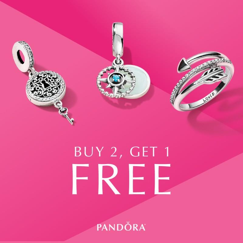 Memorial Day sale from PANDORA