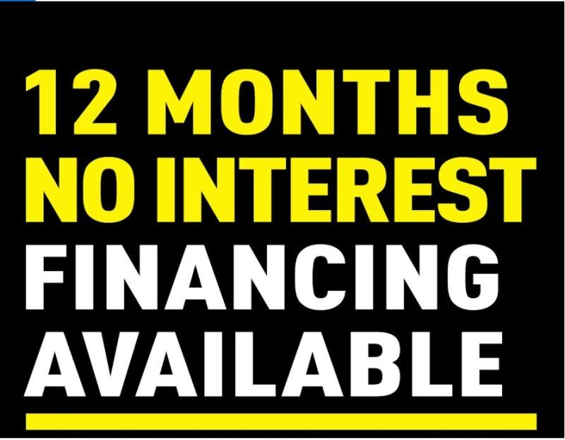 Invicta Financing Offer