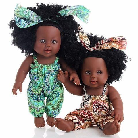Diversity Dolls from Sheer Treasures