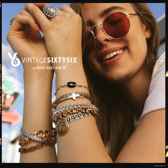 Vintage 66 Campaign from ALEX AND ANI