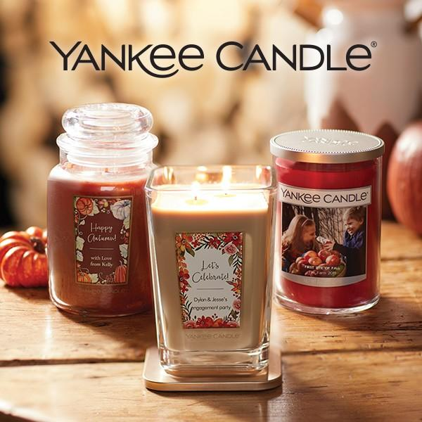 The Season Starts with Fragrance from Yankee Candle