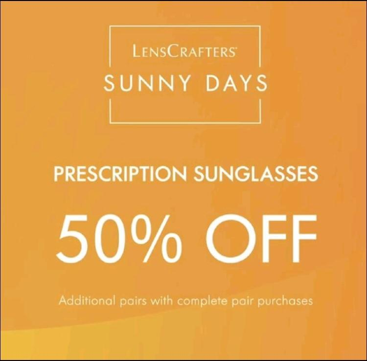 LensCrafters Sunny Days from LensCrafters