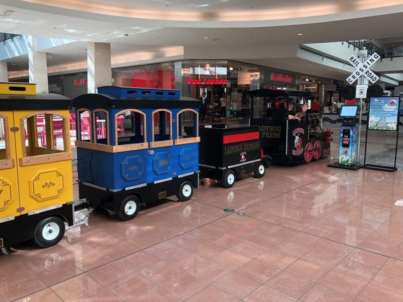 Children's Train Ride