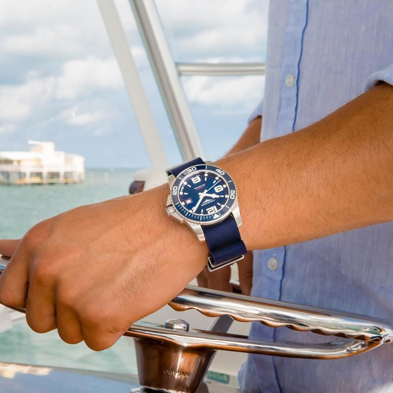 USA Exclusive HydroConquest from Longines