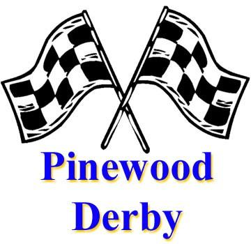 Eighth Annual Iron Horse District Pinewood Derby Invitational