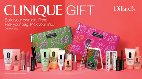 Clinique Gift at Dillard's - Sign Up Now from Dillard's