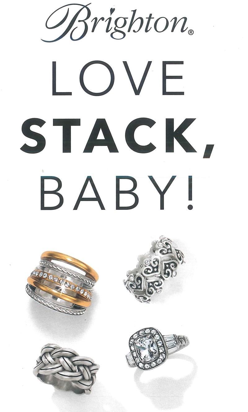Brighton Love Stack, Baby!