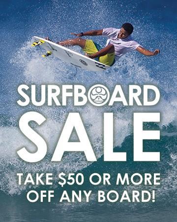 Surfboard Clearance SALE