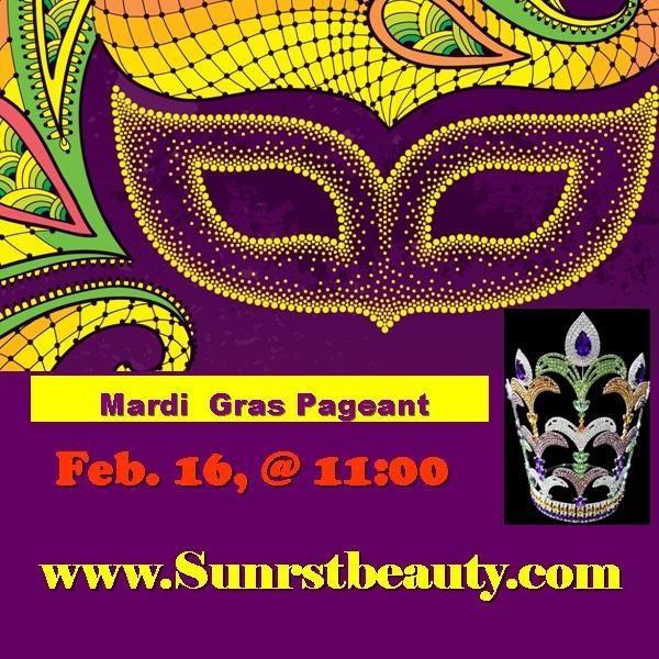 Mardi Gras Pageant