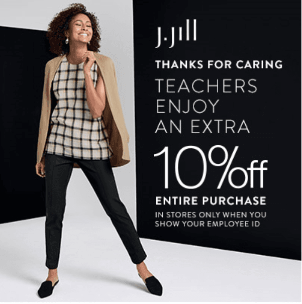 Thanks for Caring from J.Jill