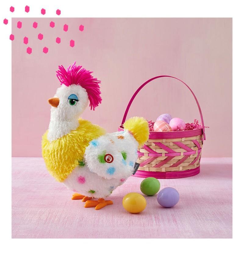 Sassy Squawkin' Egg-Droppin' Hen
