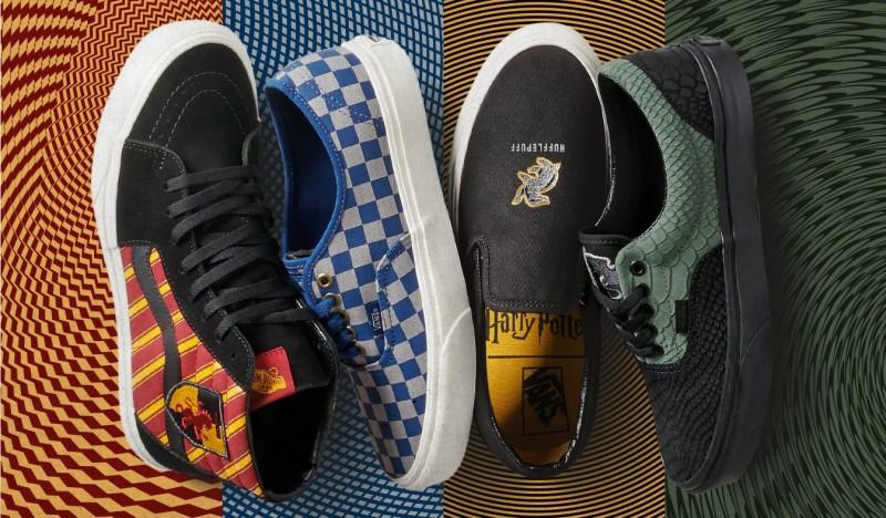 Vans and HARRY POTTER from Journeys