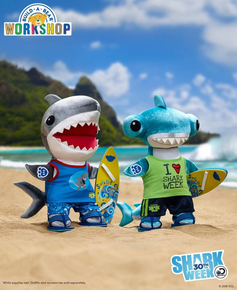 Make Your Own Shark-tastic Friends