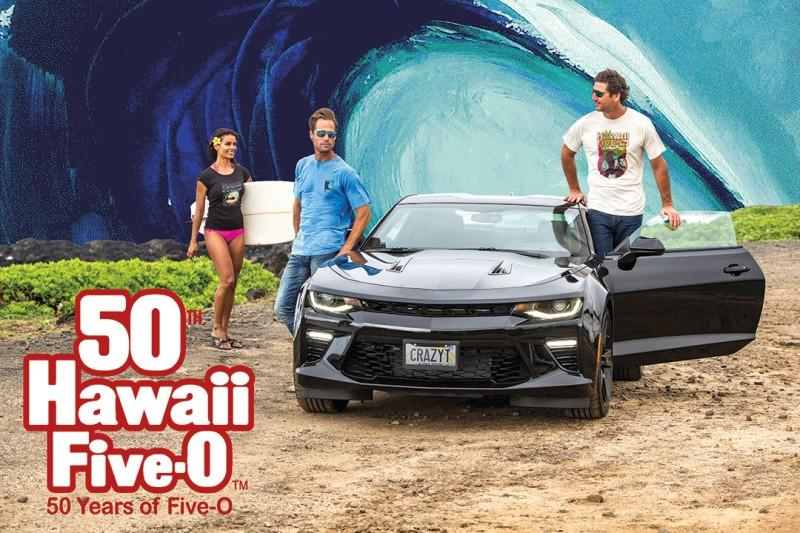 New Hawaii Five-O Collection from Crazy Shirts