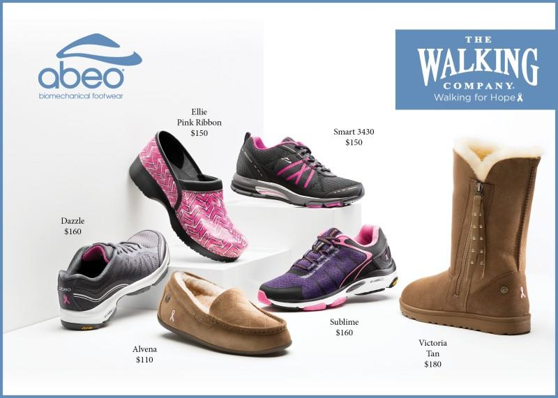 Walking For Hope - Shop our NEW Pink Ribbon Collection