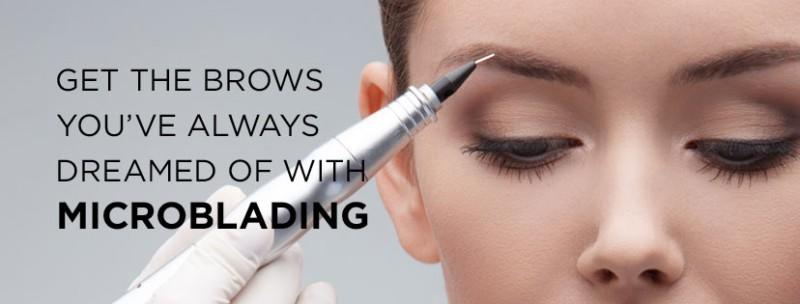 $50 off Microblading from Stonewater Spa