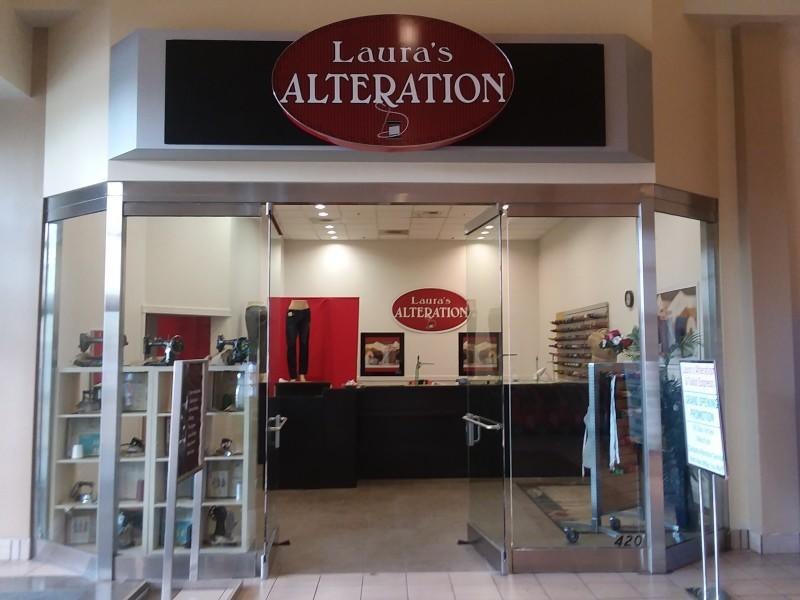 Grand Opening Sale from Laura's Alteration & Tailor Express