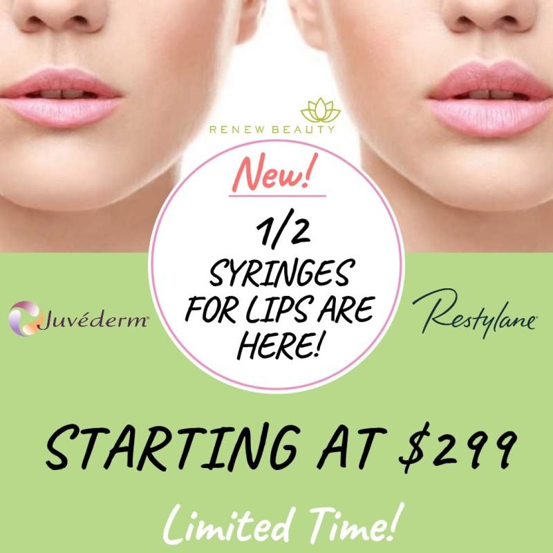 Limited Time! from Renew Beauty