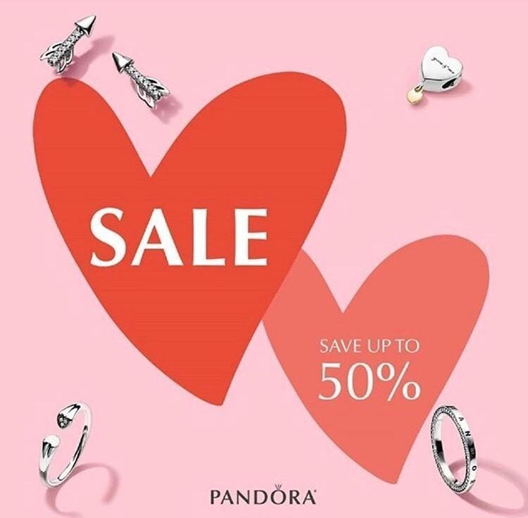 Summer Sale from PANDORA