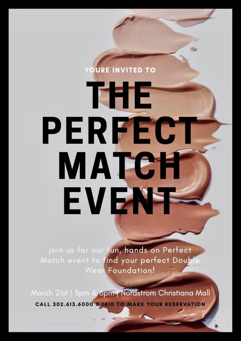 The Perfect Match Event