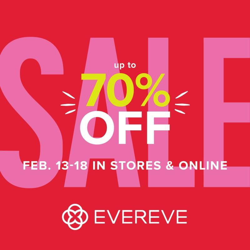Clearance Sale from Evereve