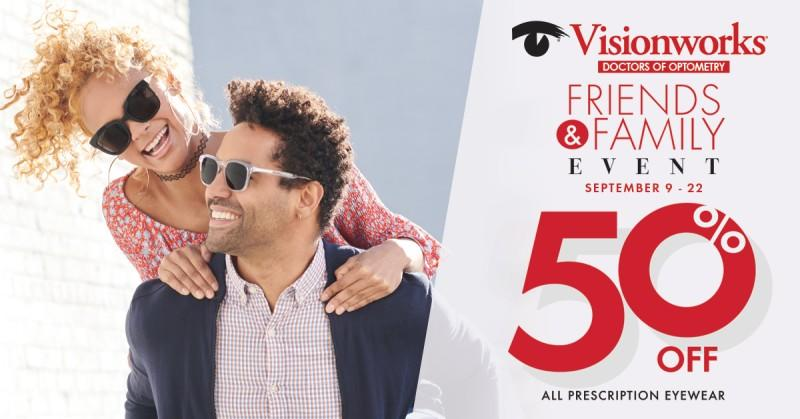 f671f30fdc309 Save 50% off any complete pair of prescription glasses or sunglasses