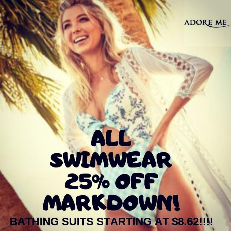 Swimwear Sale from Adore Me