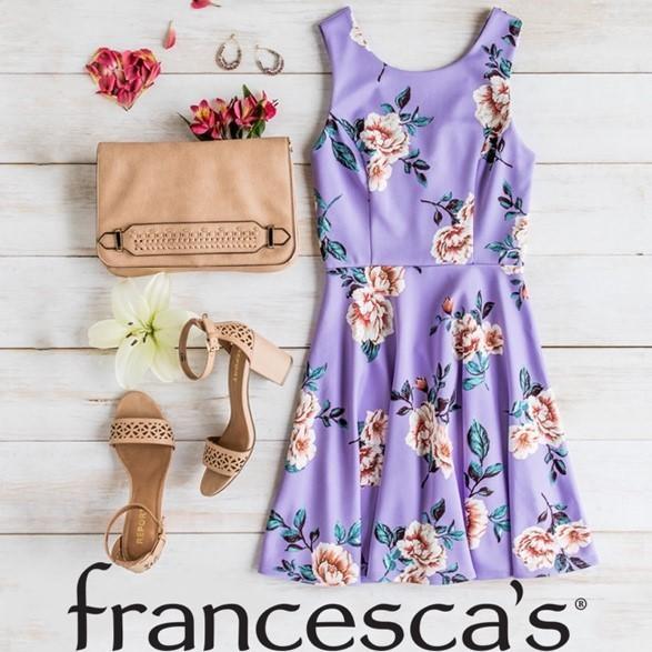 Spring at Francesca's from francesca's