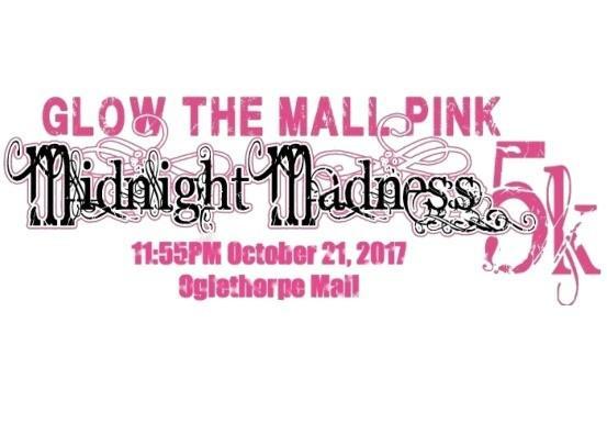 Glow the Mall Pink Midnight Madness 5K