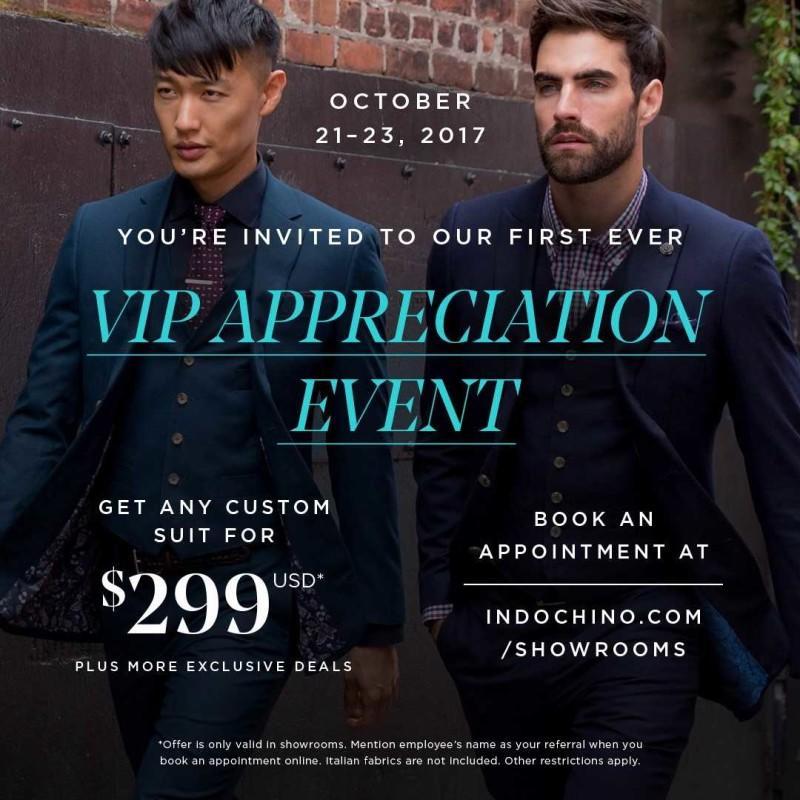 VIP Customer Appreciation Event