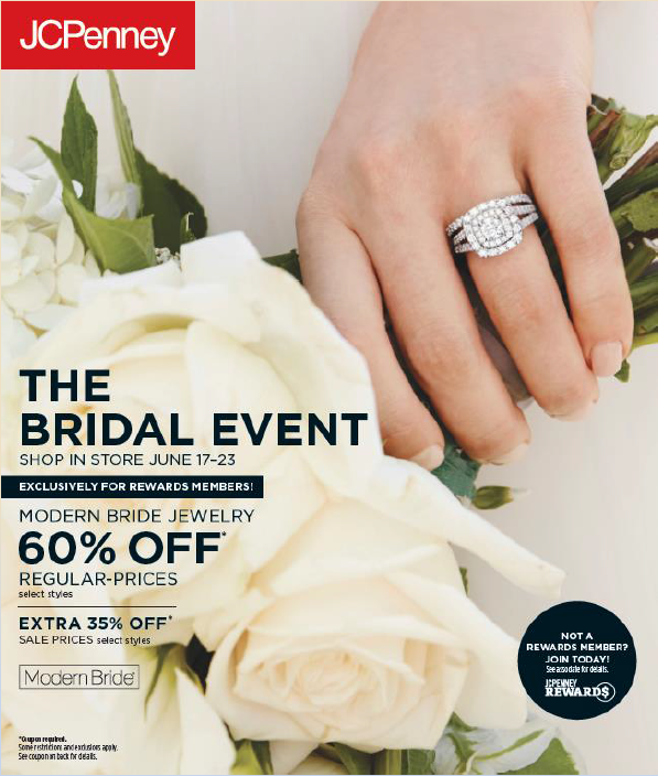 The Bridal Event from JCPenney