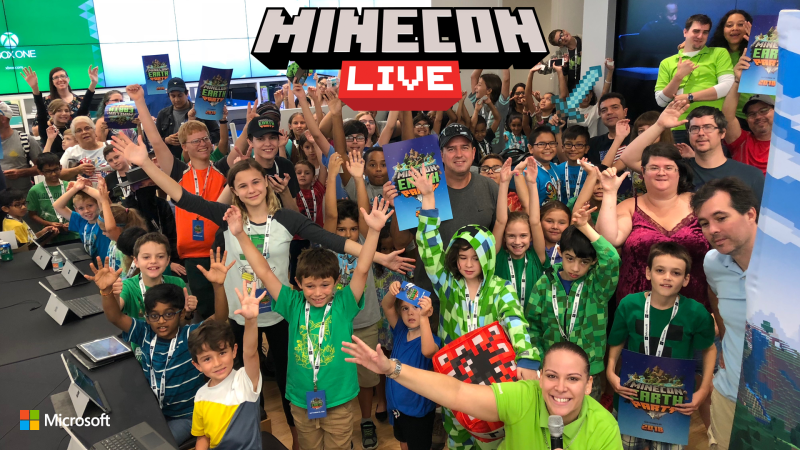 MINECON Live Party