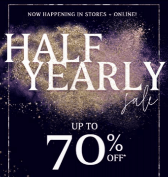 Half-Yearly Sale from PAPYRUS