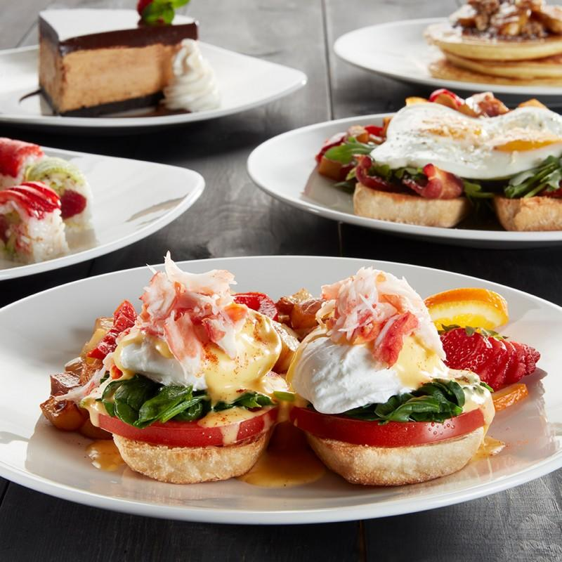 Easter Brunch from Kona Grill