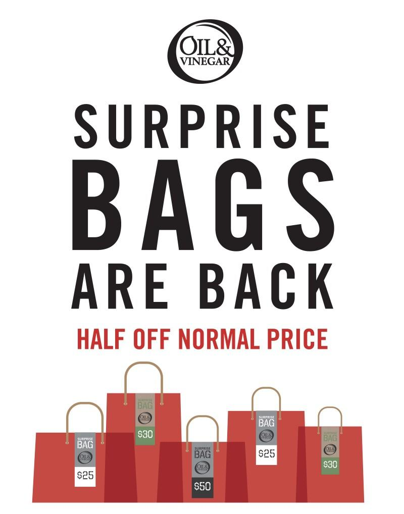 Surprise Bags are Back!