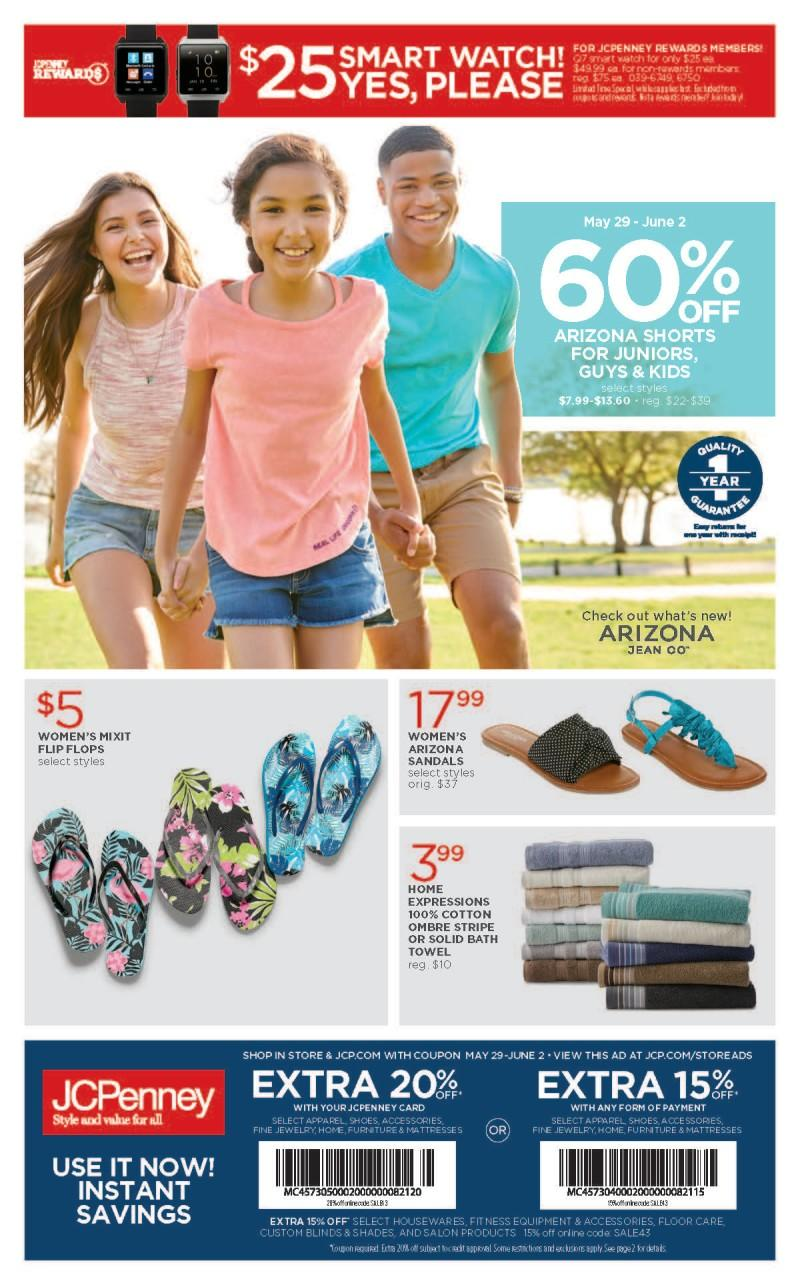 Memorial Day Mattress Sale from JCPenney