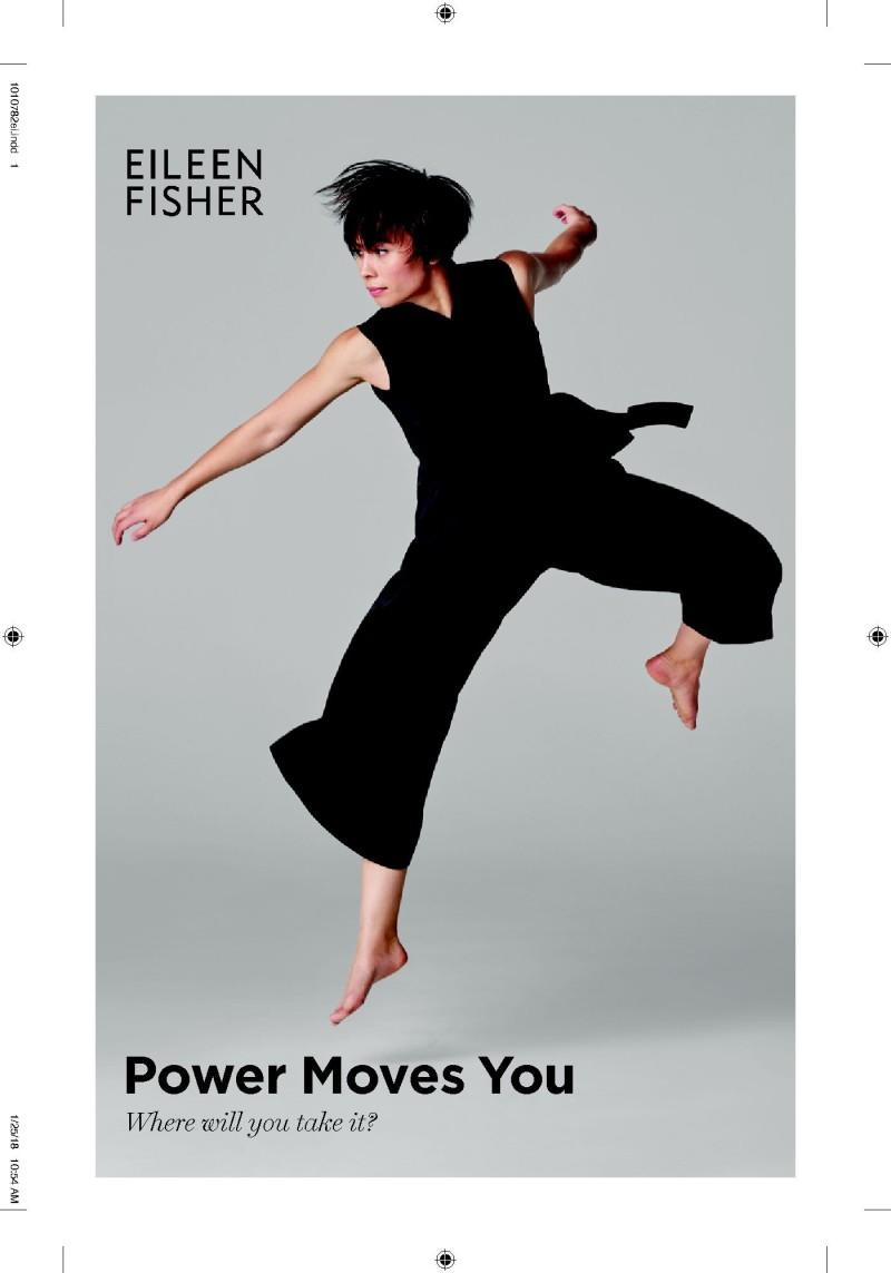 Power Moves You from Eileen Fisher