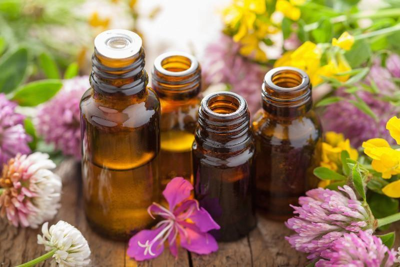 Essential Oils from Sheer Treasures